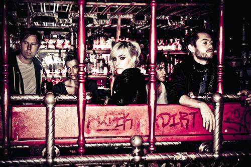 COBRA STARSHIPやALL TIME LOWの楽曲にも参加、北欧の歌姫Maja率いるTHE SOUNDS最新作リリース!