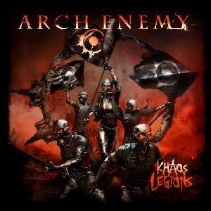 【本日発売】ARCH ENEMY / DEGREED ニュー・アルバム!