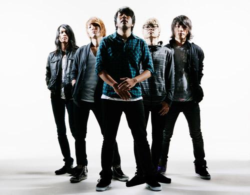 UNDEROATH ジャパン・ツアー大阪/名古屋公演にCROSSFAITHの出演が決定!