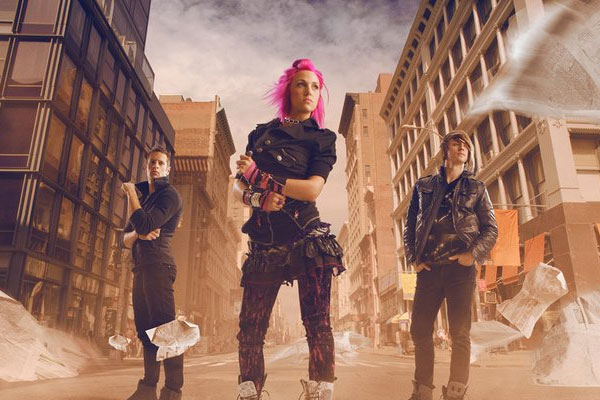 ICON FOR HIRE、新PV「Get Well」を公開!