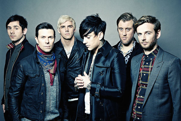 LOSTPROPHETS、ALL TIME LOW、PARAMORE、TOKIO HOTELほか人気アーティストアイテム新入荷!