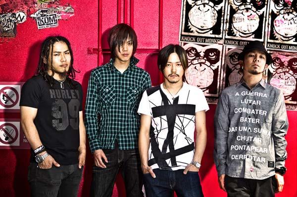 KNOCK OUT MONKEY、ニュー・ミニ・アルバム『0 → Future』を7/18にリリース決定!