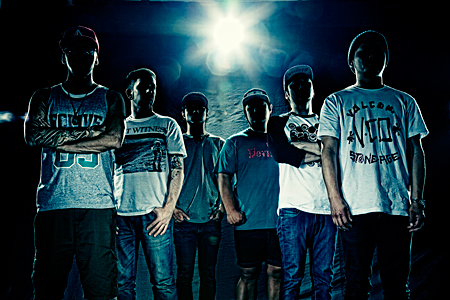 FACT、全18公演のジャパン・ツアーにYOUR DEMISE、OUR LAST NIGHT、waterweedの出演が決定!