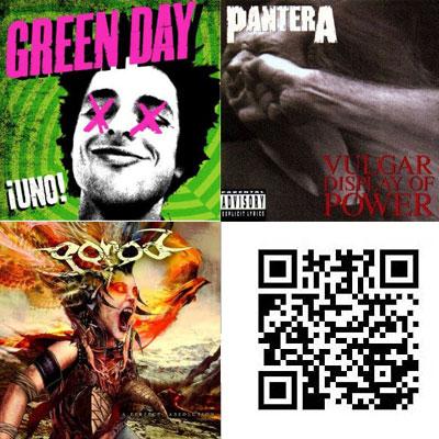 【GREENDAY、PANTERA、GOROD】着うたフル・ランキング&DJ's Pick Up を更新!