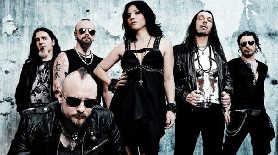 イタリア産ゴシック・メタル・バンド、LACUNA COILが最新ミュージック・ビデオ「End Of Time」を公開!