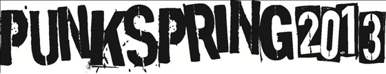 PUNKSPRING2013、第3弾発表!ONE OK ROCK、Fear, and Loathing in  Las Vegas、TOTALFATら6組が出演決定!