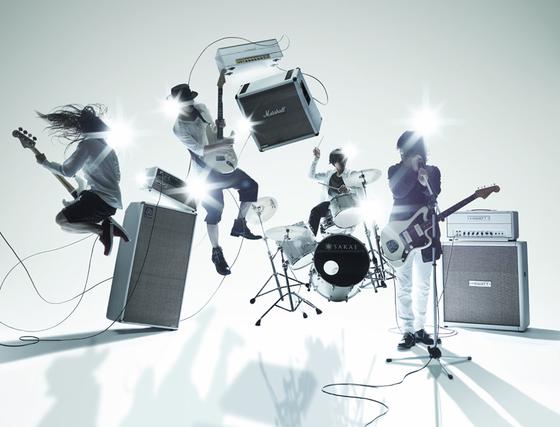 IVORY7 CHORD、1年4ヶ月ぶりとなるミニ・アルバム『Synesthesia』を8/28にリリース!10/4には、渋谷WWWにてリリース・イベントも開催決定!