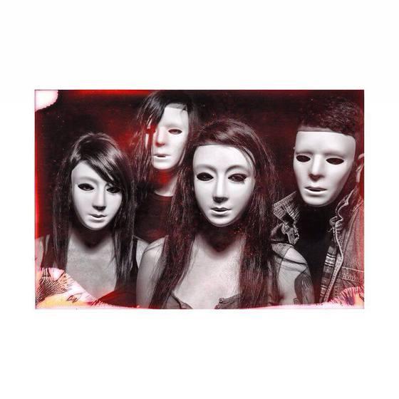 男女混成スクリーモ・バンド、EYES SET TO KILL、9/17にリリースの新作『Masks』に収録される「Infected」のMVメイキング映像を公開!