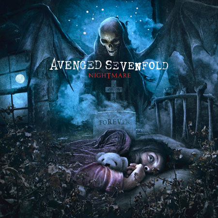 ... avenged sevenfold 先日 avenged sevenfold 待望 の 新作