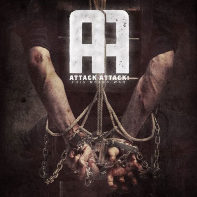 attack attack リリース間近のニューアルバム this means war を