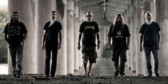 LAMB OF GOD、リミックス&リマスター版の最新アルバム『As the Palaces Burn (10th ...