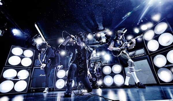 """ギルガメッシュ、4月に開催する""""MONSTER""""ツアーのオープニング・アクトにキバオブアキバ、彼女 in the display、NOISEMAKER、MAKE MY DAYら出演決定!"""