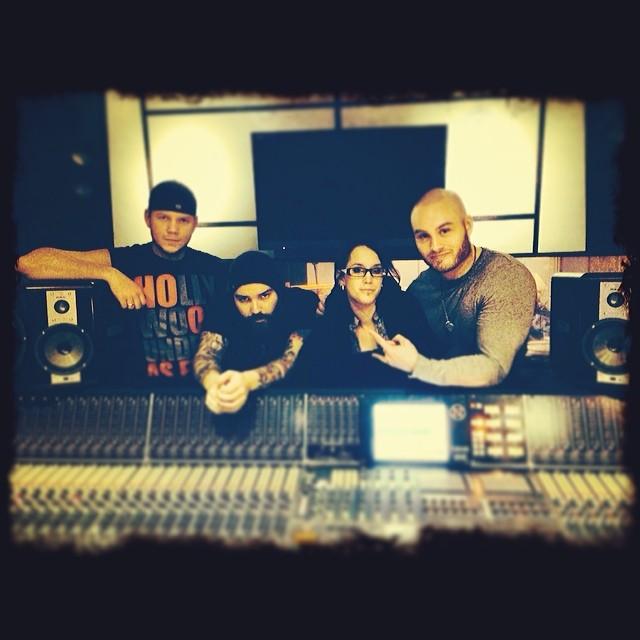 SONIC SYNDICATE、本日リリースのセルフ・タイトルのニュー・アルバムをYouTube上にて全曲公開!