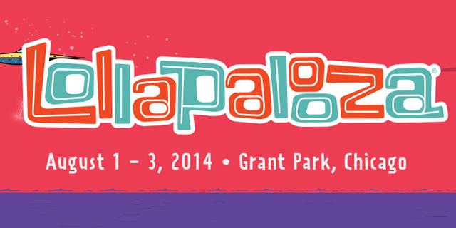 "SKRILLEX、KREWELLAらが出演する""Lollapalooza 2014""、Red Bull TVにて今週末に独占生中継!配信スケジュール一挙発表!"