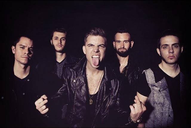 USデスコア・バンドAS BLOOD RUNS BLACK、今秋リリースするニュー・アルバム『Ground Zero』より「Insomniac」のリリック・ビデオ公開!