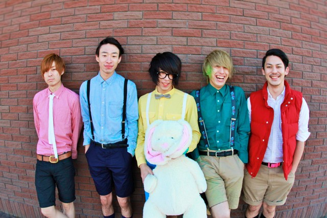 """PEANUTS FOR A PARTY BOY、12/31開催の内田裕也主催イベント""""NEW YEARS WORLD ROCK FESTIVAL""""に出演決定!「The Friend Zone」のリリック・ビデオも公開!"""