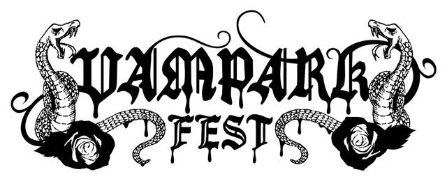 "VAMPS主催フェス""VAMPARK FEST""、2/18-19に日本武道館で開催決定!Gerard Way(元マイケミ)、BUCKCHERRY、SIXX:A.M.、NOTHING MOREら出演決定!"