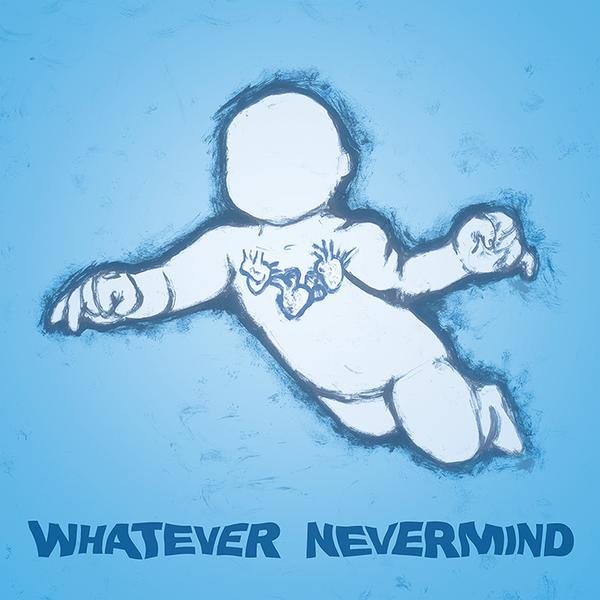 NIRVANAのトリビュート・アルバム『Whatever Nevermind』、全曲フル試聴スタート!CIRCA SURVIVE、CAVE IN、BORIS、TORCHEらが参加!