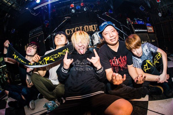 """ANGRY FROG REBIRTH、7月に開催する西日本ツアー""""Undeveloped 5 Land Tour""""の詳細発表!ゲスト・バンドにROACH、MELLOWSHiP、NoisyCellら決定!"""