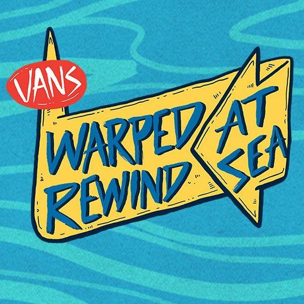 """GOOD CHARLOTTE、SIMPLE PLANら出演! ニューオーリンズ~メキシコまでをクルーズで回る""""Warped Tour""""が来年10-11月に開催決定!"""