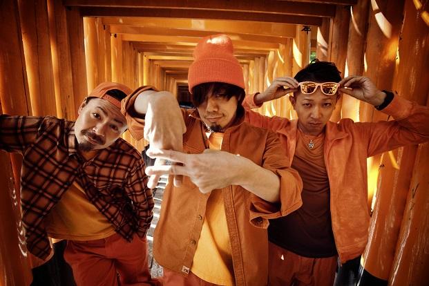 10-FEET、ニュー・シングル『ヒトリセカイ×ヒトリズム』収録曲「火とリズム」が今夜放送のFM802にて初オンエア決定!