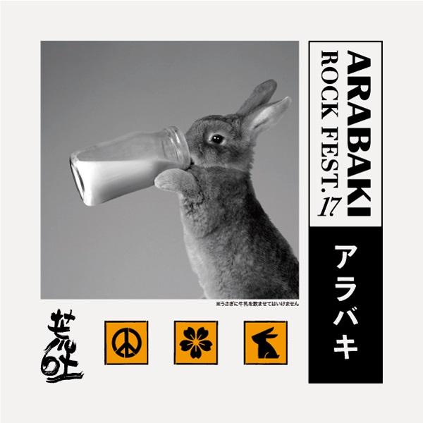 """ARABAKI ROCK FEST.17""、第2弾出演アーティストに10-FEET、ROTTENGRAFFTY、スカパラ、NAMBA69ら23組決定!"