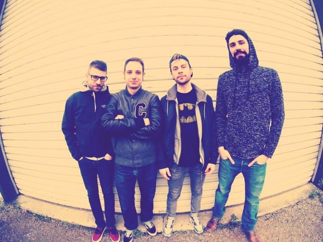 フランス トゥールーズ出身のハードコア・パンク・バンド FIRE AT WILL、4/5に最新アルバム『Life Goes On』の国内盤リリース決定! 初のジャパン・ツアー開催も!