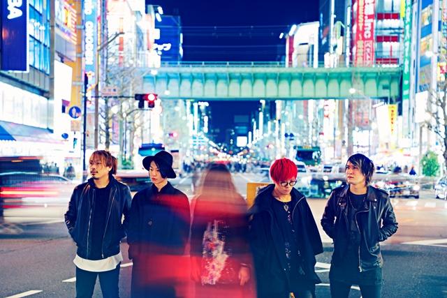 a crowd of rebellion、2ndフル・アルバム『Gingerol』を8/16にリリース決定! 収録曲「Nex:us」のMV公開&過去最大規模のワンマン・ツアーも!