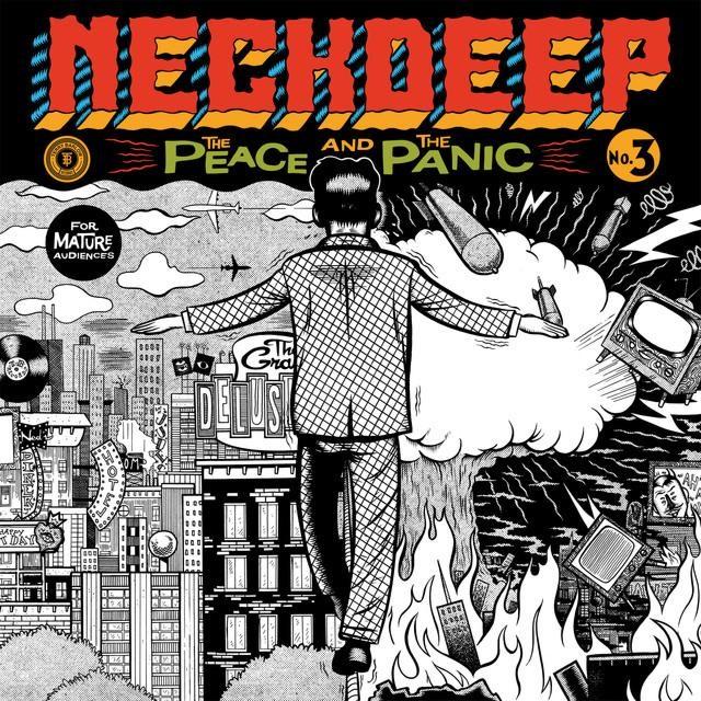 UK発ポップ・パンク・バンド NECK DEEP、新曲「Motion Sickness」のMV公開!