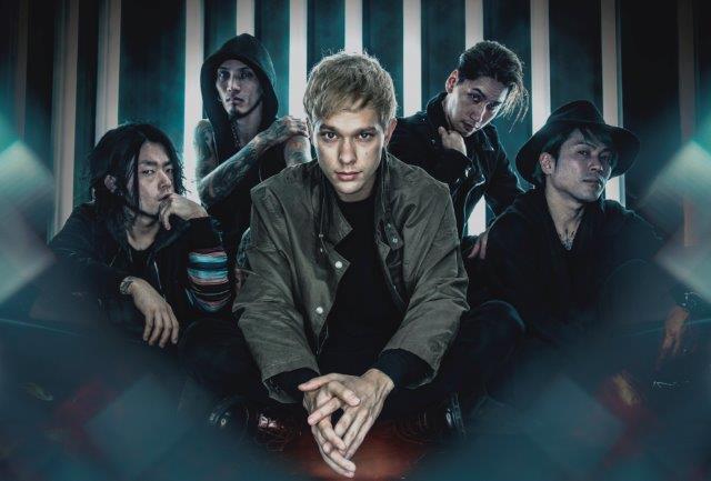 coldrain、10/11リリースのニュー・アルバム『FATELESS』詳細発表!