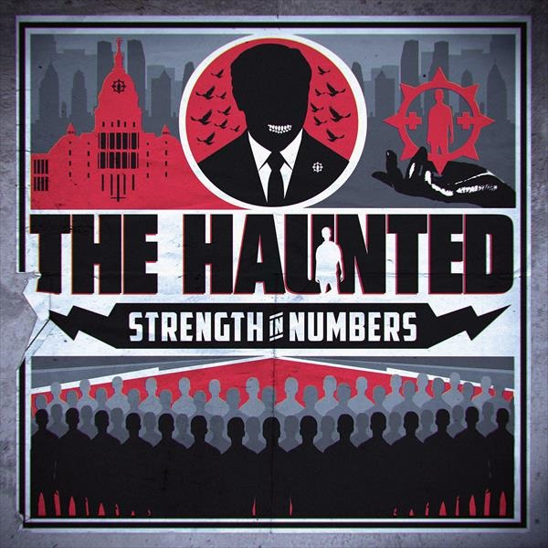 スウェーデン産デス/スラッシュ・メタル THE HAUNTED、来年1月に東阪にて来日公演決定!