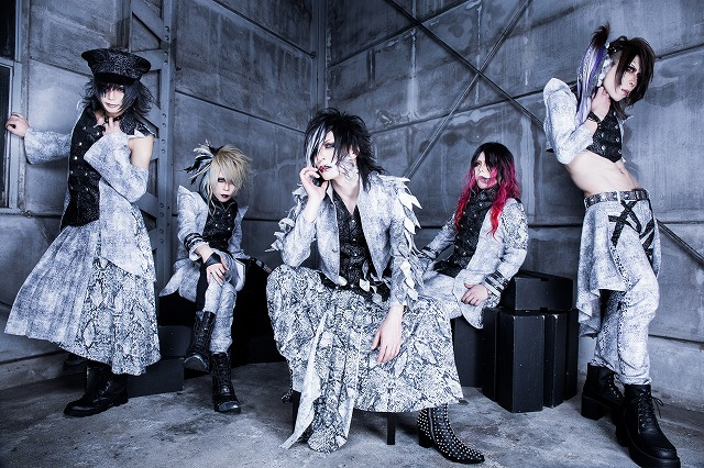 FIXER、新ヴィジュアル&5/30リリースのニュー・シングル『argentum』スポットMV公開!