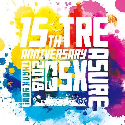 """9/8-9開催""""TREASURE05X 2018""""、第1弾アーティストにMWAM、ラスベガス、coldrain、a crowd of rebellionら決定!"""
