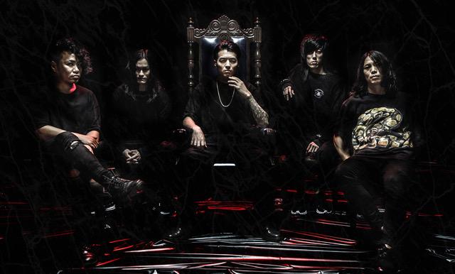 Crystal Lake、8/8リリースのMasato(coldrain)コラボ曲を表題曲に据えたニュー・シングル『THE CIRCLE』ジャケ写&新アー写公開!