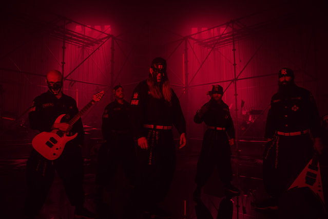 """日本文化リスペクトの仏産ハードコア・バンド RISE OF THE NORTHSTAR、ニュー・アルバム『The Legacy Of Shi』限定盤付属""""コレクター・カード""""を""""日本語ナレーション""""で紹介する動画公開!"""