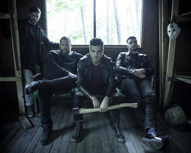 ボストン発ポスト・ハードコア・バンド ICE NINE KILLS、最新アルバム『The Silver Scream』全曲フル公開!
