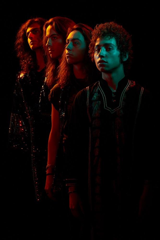 クラシック・ロックを継承する驚異のUS新人バンド GRETA VAN FLEET、米TV番組での「You're The One」、「Black Smoke Rising」パフォーマンス映像公開!