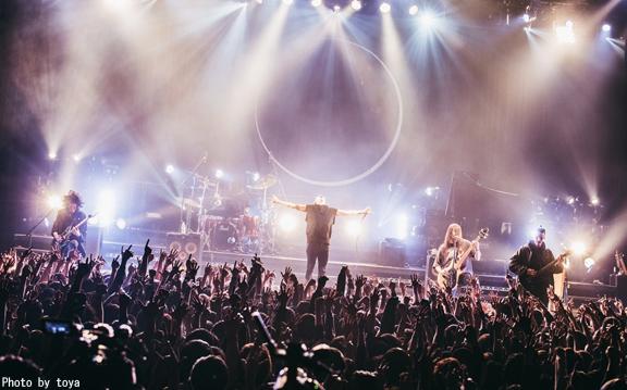 "Survive Said The Prophet、3月よりNewspeakと回る47都道府県ツアー""Now more than ever Tour""開催決定!"