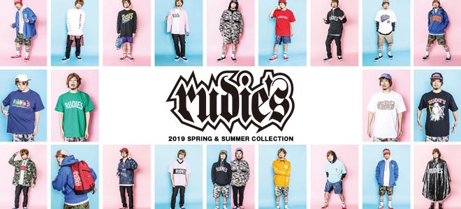 "RUDIE'S(ルーディーズ)から""STAB""グラフィックを施したワーク・シャツやショーツ、SILLENT FROM MEからはTシャツなどが新入荷!"