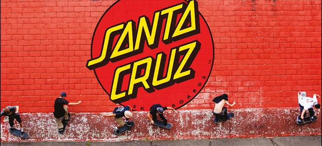 SANTA CRUZ(サンタ・クルーズ)から胸元のワッペン刺繍が映えるスウェットやScreaming HandをあしらったロンTなどが登場!