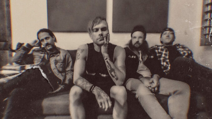 THE USED、Jason Aalon Butler(FEVER 333)をフィーチャーした新曲「Blow Me」リリース!MVも公開!