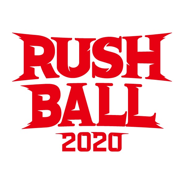 """RUSH BALL 2020""、出演アーティストにSiM、MONOEYES、Dragon Ash、The BONEZら決定!"