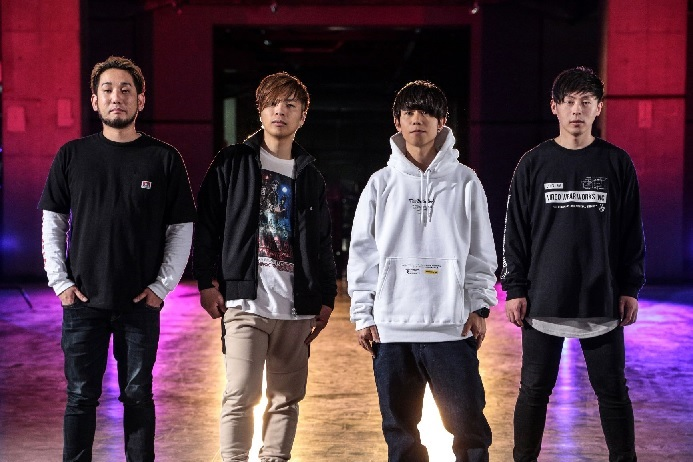 AIRFLIP、ニュー・ミニ・アルバム『All For One』レコ発ツアー東名阪ゲストにEGG BRAIN、See You Smile、SpecialThanks決定!