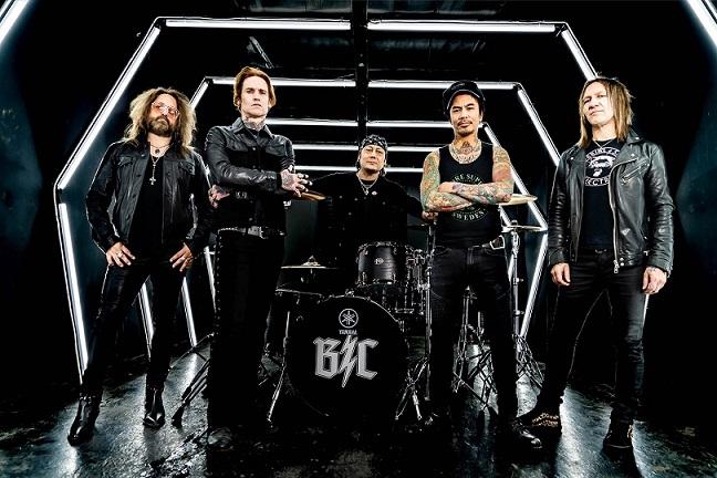 BUCKCHERRY、新曲「So Hott」緊急配信!6月には2年ぶりの新作『Hellbound』日本先行リリース!