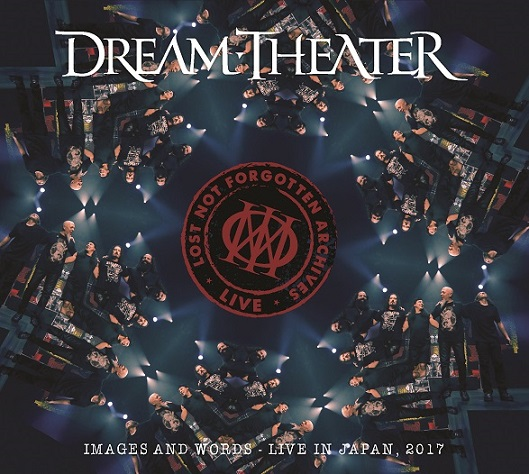 DREAM THEATER、公式ブートレグ・シリーズ第1弾『Lost Not Forgotten Archives: Images And Words, Live In Japan, 2017』より「Pull Me Under」音源公開!