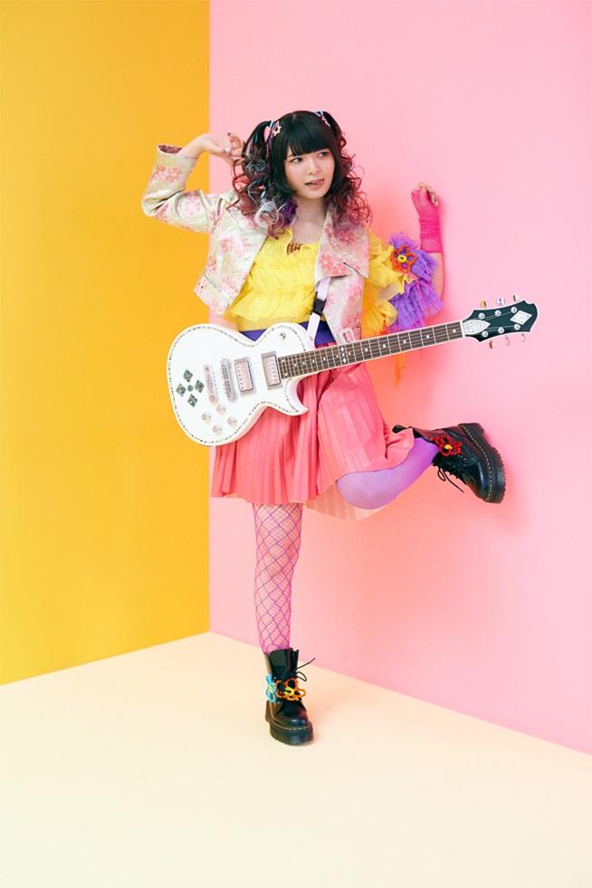 小鳩ミク(BAND-MAID)のソロ・プロジェクト cluppo、鳩の日8/10に数量限定CDを突如発売!新MVも公開!
