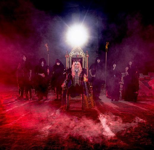 地獄の大魔王 ダミアン浜田陛下率いるDamian Hamada's Creatures、新たな聖典『魔界美術館』11/10発表!全世界初となるライヴ開催&ダミアン陛下の22年ぶり降臨も決定!