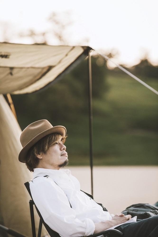 "TAKUMA(10-FEET)、ソロ名義""卓真""として初の楽曲「軍艦少年」を12/10公開の映画""軍艦少年""主題歌に書き下ろし!"