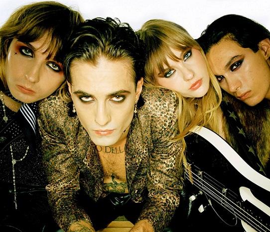 イタリア発のZ世代ロック・スター MÅNESKIN、世界的ブレイク後初となる新曲「Mammamia」リリック・ビデオ公開!