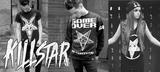 KILL STAR CLOTHINGの完売していた超人気Tシャツが一斉再入荷!即完売だったゾンビ●ッキーTシャツも各色登場です!